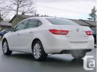Make Buick Model Verano Year 2014 Colour White kms