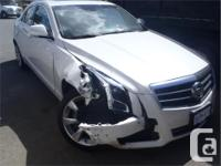 Make Cadillac Model ATS Year 2014 Colour White kms