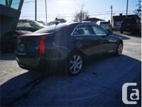 Make Cadillac Model ATS Year 2014 kms 73037 Trans