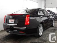 Make Cadillac Model ATS Year 2014 Colour black kms