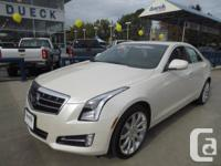 This Brand New 2014 Cadillac ATS Premium comes equipped
