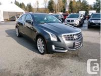 Make Cadillac Model ATS Year 2014 Colour Grey kms
