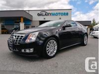 Make Cadillac Model Cts Coupe Year 2014 Colour Black for sale  British Columbia