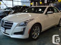This Brand New 2014 Cadillac CTS Performance edition