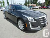 Make Cadillac Model CTS Sedan Year 2014 kms 84895
