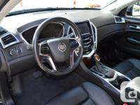 Make Cadillac Model SRX Year 2014 Colour Black kms