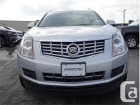 Make Cadillac Model SRX Year 2014 Colour Silver kms