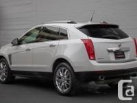 Make Cadillac Model SRX Year 2014 Colour White kms