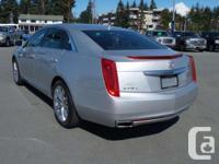 Make Cadillac Model XTS Year 2014 Colour SILVER kms