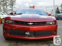Make Chevrolet Model Camaro Year 2014 Colour Red kms