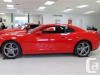 Make Chevrolet Model Camaro Year 2014 Colour Red Hot