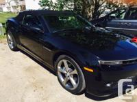 Make Chevrolet Model Camaro Year 2014 Colour Black kms