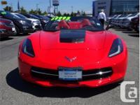 Make Chevrolet Model Corvette Year 2014 Colour Red kms