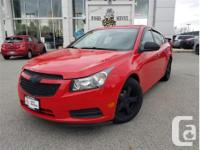 Make Chevrolet Model Cruze Year 2014 Colour Red kms