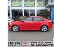 Make Chevrolet Model Cruze Year 2014 kms 39493 Price: