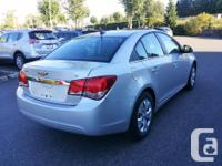 Make Chevrolet Model Cruze LT Year 2014 Colour Silver