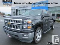 2014 Chevrolet Silverado 1500LT The pre-owned 2014