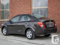 Make Chevrolet Model Sonic Year 2014 Colour Brown kms