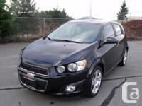 Make Chevrolet Model Sonic Year 2014 Colour Black kms