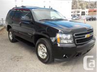 Make Chevrolet Model Tahoe Year 2014 Colour Black kms
