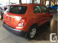 Make Chevrolet Model Trax Year 2014 Colour Orange kms
