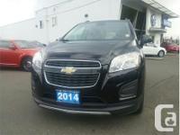 Make Chevrolet Model Trax Year 2014 Colour Black kms