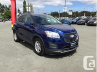 Make Chevrolet Model Trax Year 2014 Colour Blue kms