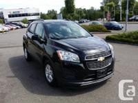 Make Chevrolet Model Trax Year 2014 Colour Black kms