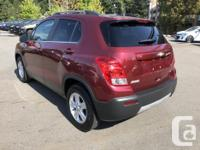 Make Chevrolet Year 2014 Colour Red kms 103621 Trans