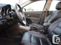 Make Chevrolet Model Cruze LT Year 2014 Colour Black
