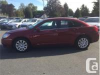 Make Chrysler Model 200 Year 2014 Colour Red kms