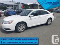 Make Chrysler Model 200 Year 2014 Colour White kms