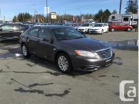 Make Chrysler Model 200 Year 2014 Colour Grey kms