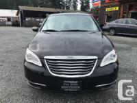 Make Chrysler Model 200 Year 2014 Colour Black kms