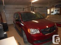 Make Dodge Model Grand Caravan Colour dark red