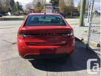 Make Dodge Model Dart Year 2014 Colour Red kms 59046