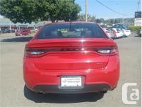 Make Dodge Model Dart Year 2014 Colour Red kms 102524