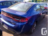 Make Dodge Model Dart Year 2014 Colour Blue kms 48580