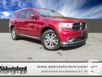Make Dodge Model Durango Year 2014 Colour Red kms
