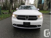 Make Dodge Model Durango Year 2014 Colour White kms