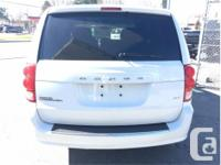 Make Dodge Model Grand Caravan Year 2014 Colour White