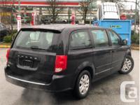 Make Dodge Model Grand Caravan Year 2014 kms 160190