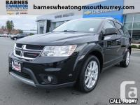 2014 Dodge Journey R/T Well Maintained - GM Certified