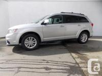 This 2014 Dodge Journey SXT just came in super clean!