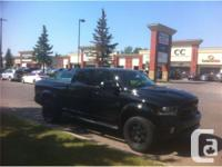 Make Dodge Model Ram 1500 Year 2014 Colour Black kms