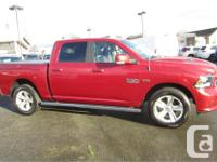 Make Dodge Model Ram 1500 Year 2014 Colour Red kms