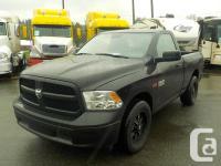 Make Dodge Model Ram 1500 Year 2014 Colour Black kms