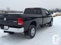 Make Dodge Model Ram 3500 Year 2014 Colour Black kms