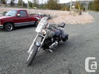 Make Harley Davidson Year 2014 kms 18900 2014 FXDC,