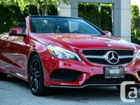 Make Mercedes-Benz Model E-350 Year 2014 Colour Red